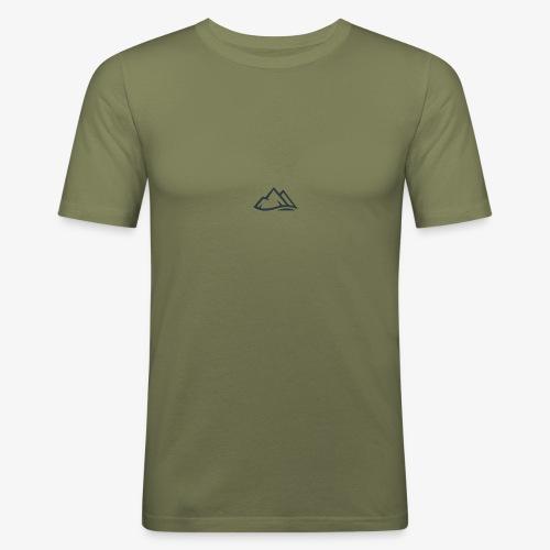 Moutain View - T-shirt près du corps Homme