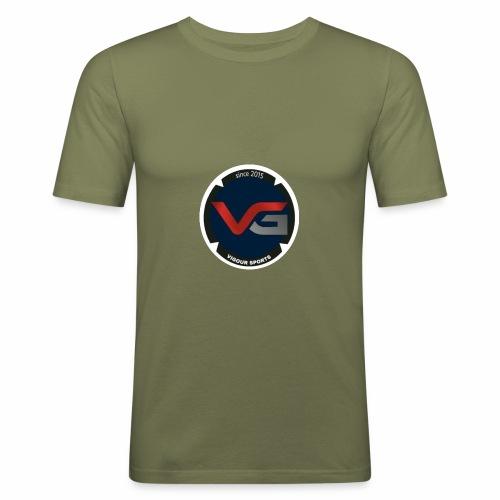 VIGOUR SPORTS - Männer Slim Fit T-Shirt