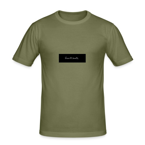 Blessed by Insanity 2 - slim fit T-shirt