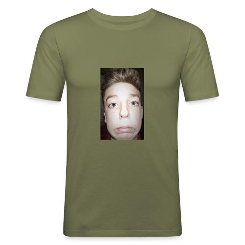 Gj Skillz - Men's Slim Fit T-Shirt