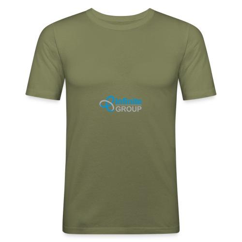 The Infinite Group - Men's Slim Fit T-Shirt