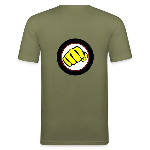 logo omega crew - T-shirt près du corps Homme
