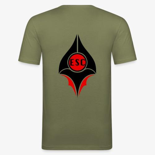 ESC | E-SPORT COMMUNITY - Männer Slim Fit T-Shirt