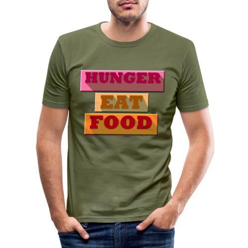 Hunger TShirt - T-shirt près du corps Homme