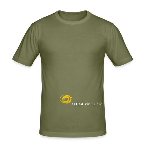 logo1 - Männer Slim Fit T-Shirt