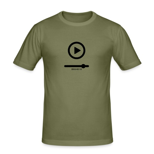 playerswbig - Männer Slim Fit T-Shirt