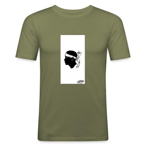 Tête de maure by Cyrus - T-shirt près du corps Homme