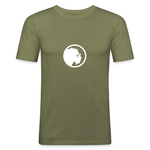 moonbison games - Men's Slim Fit T-Shirt