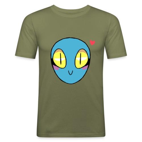 Evetty Alien - Camiseta ajustada hombre