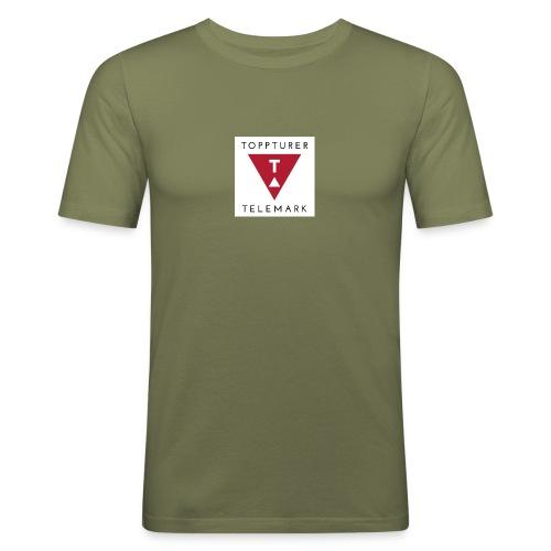 Drikkeflaske - Slim Fit T-skjorte for menn