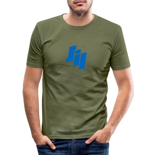 Swedish iRacing League - Slim Fit T-shirt herr