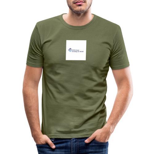 FUT 21 hver tirsdag - Herre Slim Fit T-Shirt