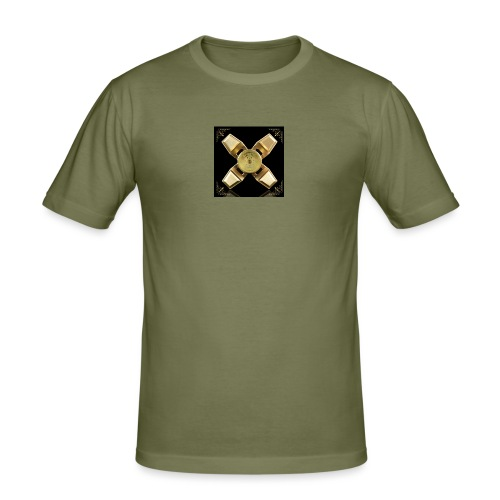 Spinneri paita - Miesten tyköistuva t-paita