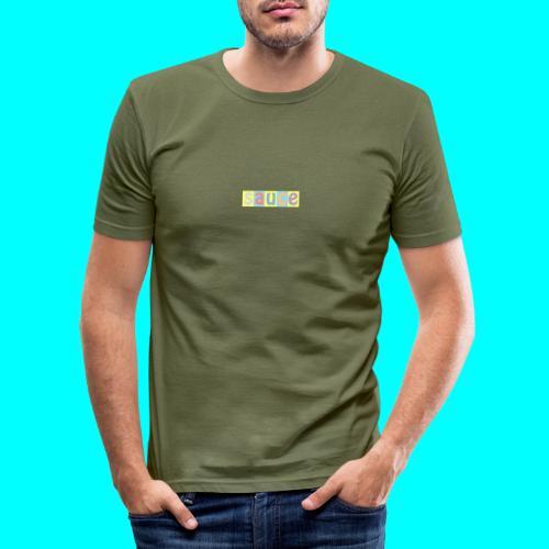 sauce - Men's Slim Fit T-Shirt
