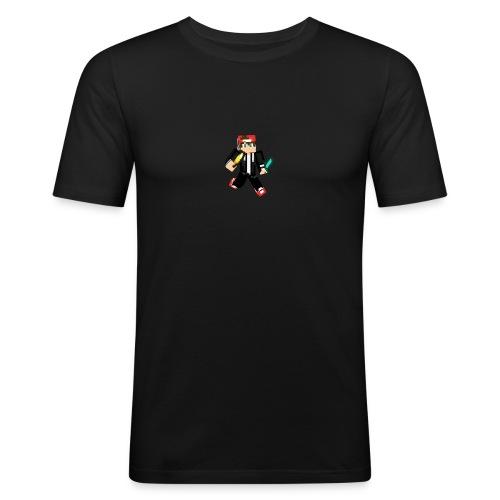 animated skin - Männer Slim Fit T-Shirt