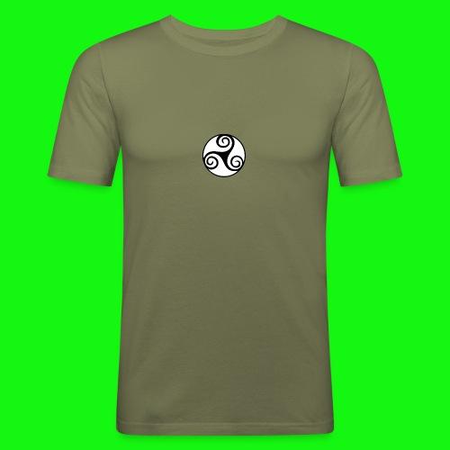 celtic-zen - T-shirt près du corps Homme