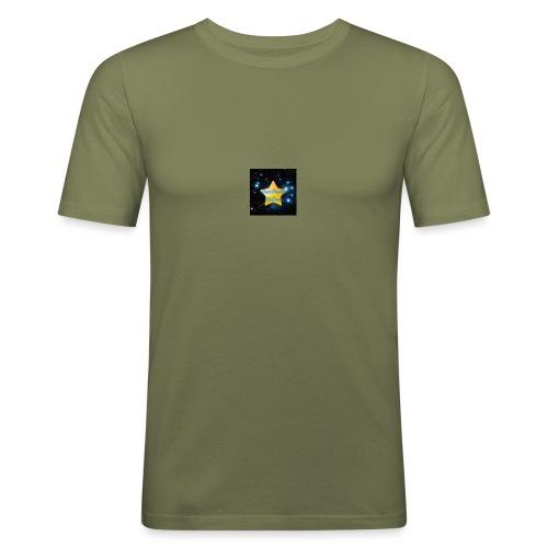 Logo Janvier-Juin 2017 de StarStudio LeLive ! - T-shirt près du corps Homme