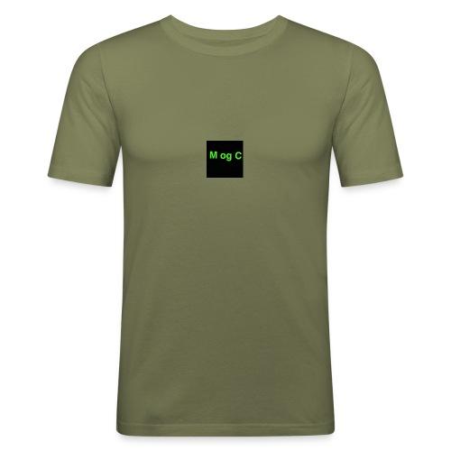 mogc - Herre Slim Fit T-Shirt