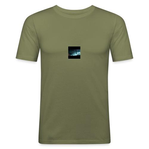 FINVIEOSYT - Miesten tyköistuva t-paita