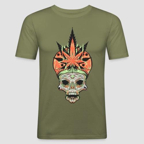 Weed Mitra - Men's Slim Fit T-Shirt