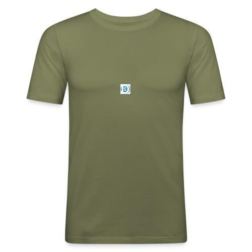 Dani Somek - Camiseta ajustada hombre