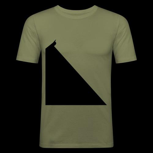 SOS - T-shirt près du corps Homme
