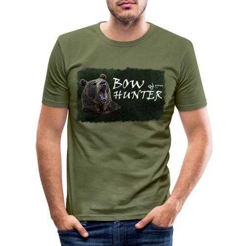 Bowhunter - Männer Slim Fit T-Shirt