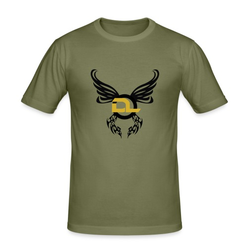DL 2 - Slim Fit T-shirt herr