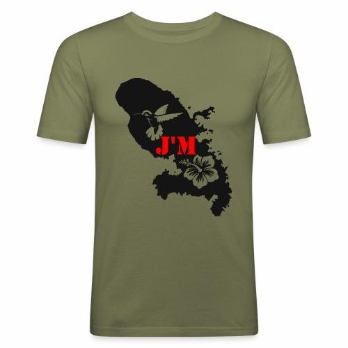 J'M La Martinique - T-shirt près du corps Homme