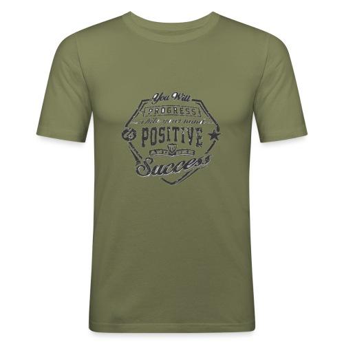 positive - Camiseta ajustada hombre