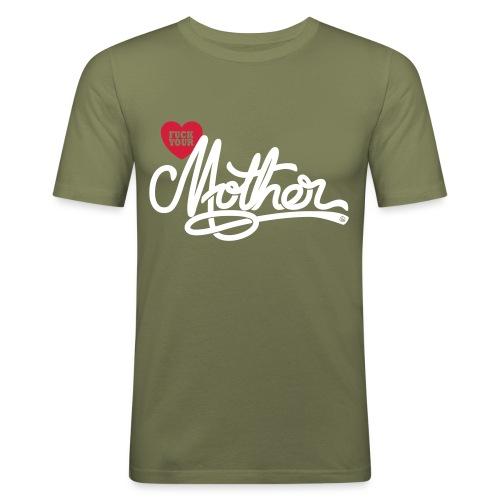 fym2coulblanc - T-shirt près du corps Homme