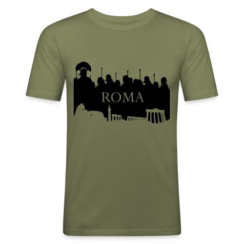 legionariosromanos - Camiseta ajustada hombre