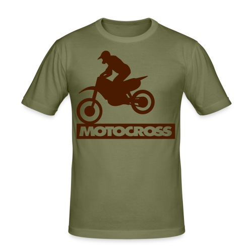 Motocross 2 - Männer Slim Fit T-Shirt
