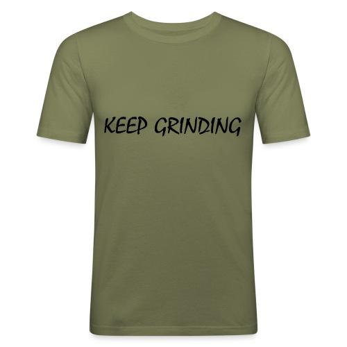 KEGR - Men's Slim Fit T-Shirt