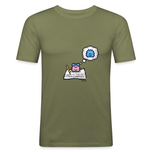 Loveletter - Girl - Männer Slim Fit T-Shirt