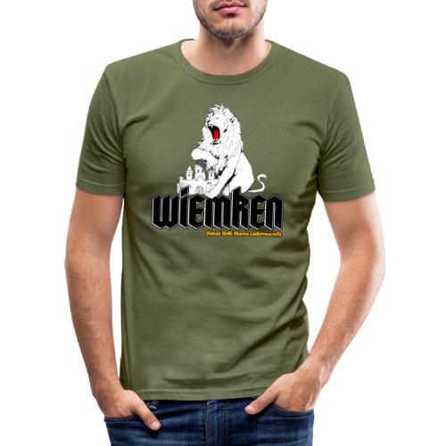 Ostfriesland Häuptlinge Maria von Jever - Männer Slim Fit T-Shirt