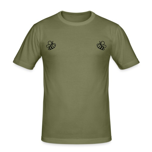 bienchen5 - Männer Slim Fit T-Shirt