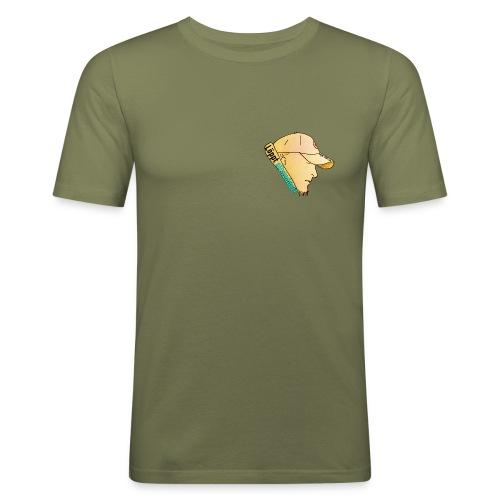 Löppt ALLWEDDER türkis - Männer Slim Fit T-Shirt