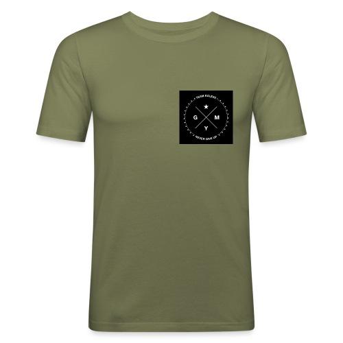 Team Kalexx - Männer Slim Fit T-Shirt
