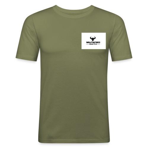 New Logo - Männer Slim Fit T-Shirt