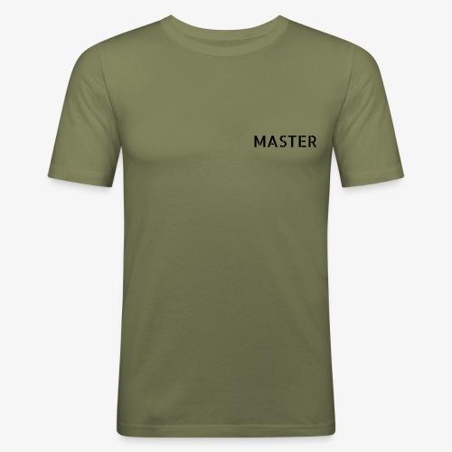 MASTER - Camiseta ajustada hombre