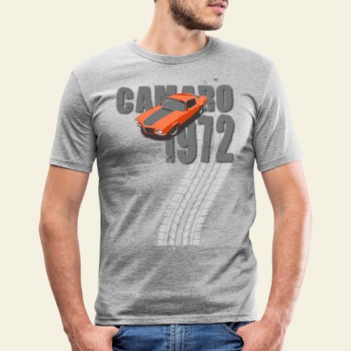 1972 camaro - Herre Slim Fit T-Shirt