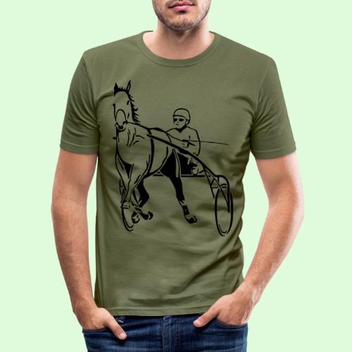 Le Trotteur - T-shirt près du corps Homme