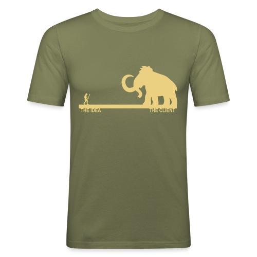 Mammut - Maglietta aderente da uomo