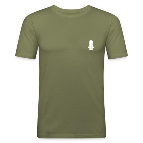 SDDDD png - T-shirt près du corps Homme