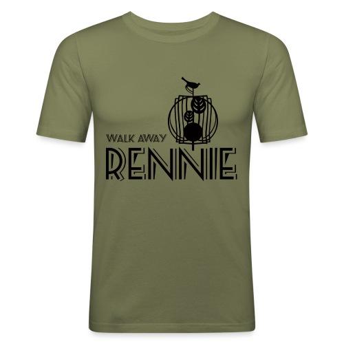 Walk Away Rennie - Men's Slim Fit T-Shirt