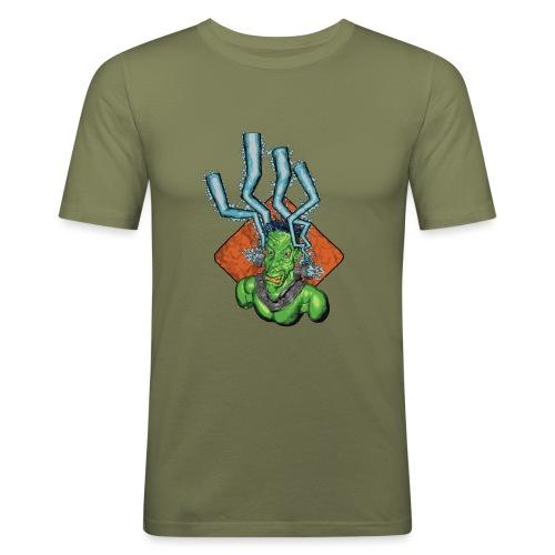 Frankie the monster - Men's Slim Fit T-Shirt