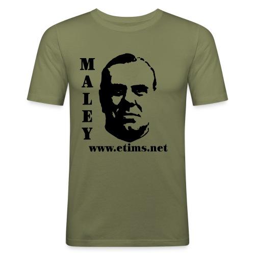 spreadshirt maley 1 - Men's Slim Fit T-Shirt