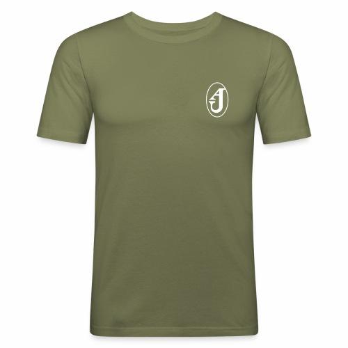 aj - Men's Slim Fit T-Shirt