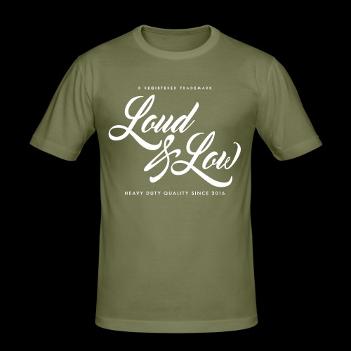 LaL1 - Miesten tyköistuva t-paita